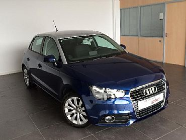 AUDI A1-SPORTBACK 1.2 86 cv TFSI Attracted 5p Manual