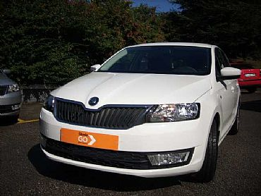 SKODA RAPID 1.6 105 cv TDI SPACEBACK AMBITION 5p Manual