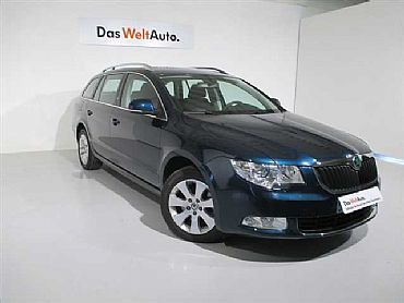 SKODA SUPERB 2.0 140 cv COMBI TDI DPF DSG AMBITION 5p Manual