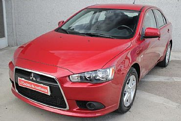 MITSUBISHI LANCER 2.0 140 cv 2.0 DID SPORTBACK 5p Manual