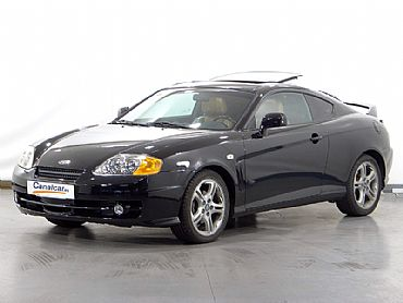 HYUNDAI COUPE 165 cv 2.7 v6 3p Manual