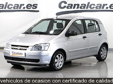 HYUNDAI GETZ 1.1 63 cv 5p Manual