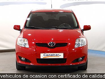 TOYOTA AURIS 2.0 126 cv d-4d 5p Manual