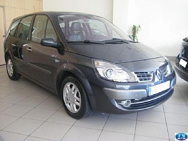 RENAULT GRAND-SCENIC 1900 130 cv Confort Expresion 5p Manual